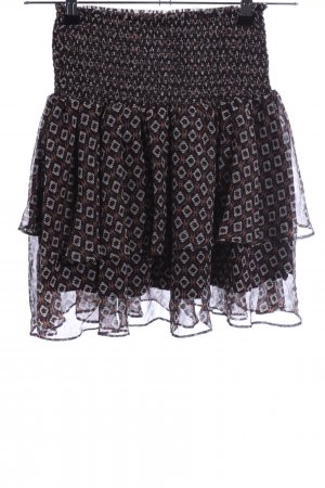 Sofie schnoor Broomstick Skirt allover print casual look