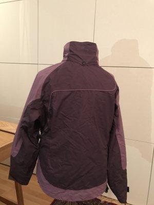 moorhead Outdoor Jacket grey lilac-purple