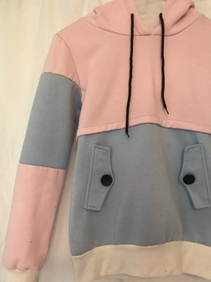 SheIn Hooded Sweater multicolored