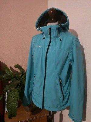 Icepeak Softshell Jacket turquoise