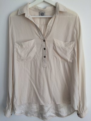 C.P. Twentynine Shirt Blouse cream silk