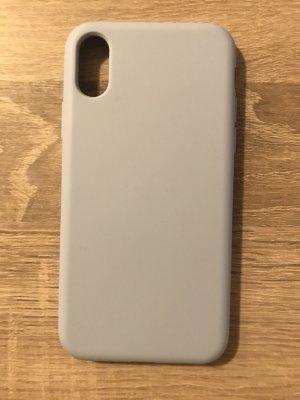 Étui pour téléphone portable bleu azur
