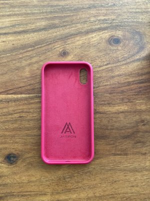 Mobile Phone Case neon pink