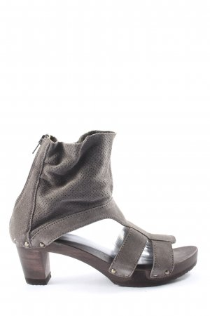 Softclox T-Strap Sandals light grey casual look