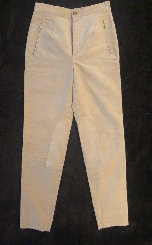 Softe High Waist Cord Hose, Gr. 38