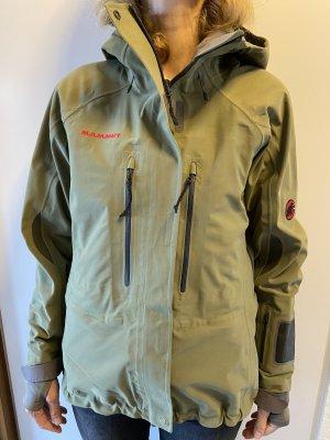 Mammut Outdoor Jacket khaki