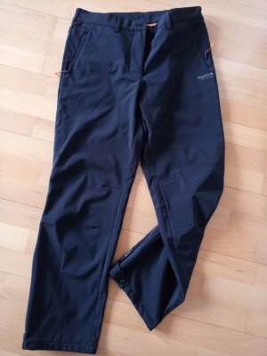 Regatta Pantalone termico nero