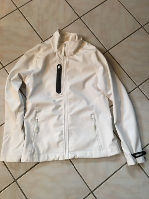 B&C collection Softshell Jacket white