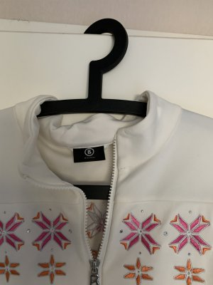 Bogner Softshell Jacket natural white mixture fibre