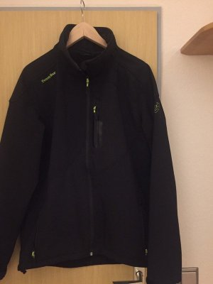 Twenty Four Softshell Jacket black polyester
