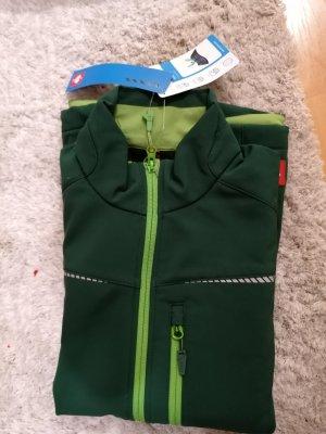Softshell Jacke grün Damen L