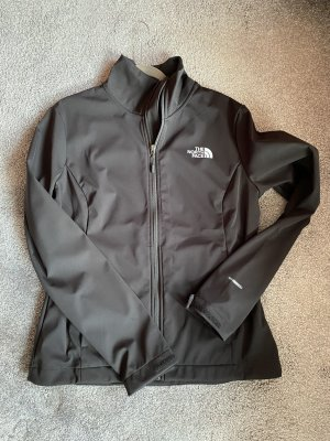 The North Face Chaqueta softshell negro