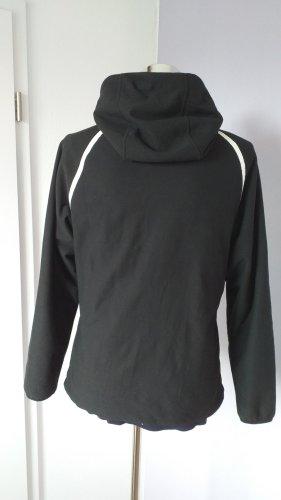 Nico Nico Softshell Jacket white-black