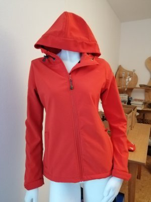 Brunotti Softshell Jacket orange