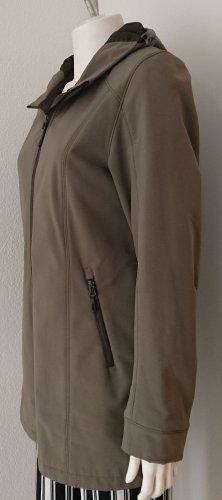 Softshell-Jacke von Crane, khaki, Gr. 38