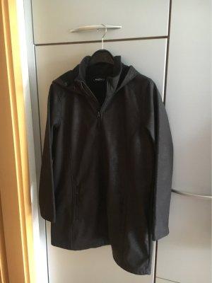 Gina Benotti Abrigo con capucha negro