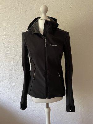 Decathlon Veste softshell noir