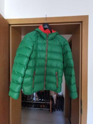 CMP Softshell Jacket neon orange-green