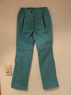 Pantalón de esquí azul cadete