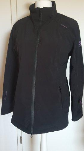 First B Softshell Jacket black