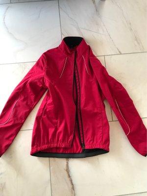 Crane Softshell Jacket dark red-brick red