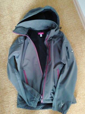 OCK Softshell Jacket grey