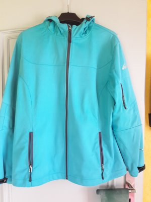 Mc Kinley Oversized Jacket turquoise