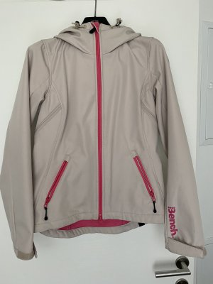 Bench Softshell Jacket beige-pink