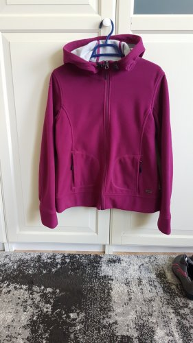 F.lli campagnolo cmp Softshelljack lichtgrijs-violet