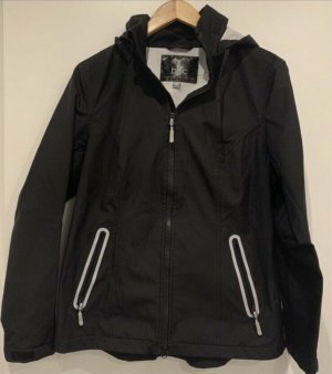 b.p.c. Bonprix Collection Softshell Jacket black-dark grey