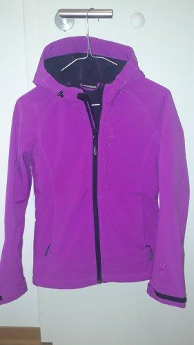 CMP Softshell Jacket violet