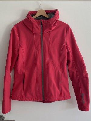 Softshelljacke, Bench Jacke, pink, Größe L