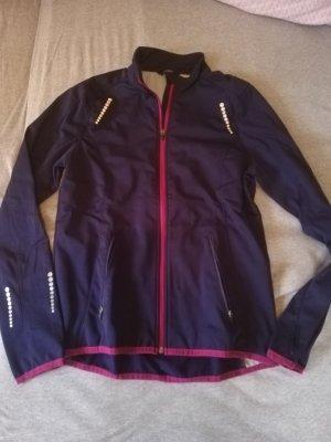 KilimAnjarO Softshell Jacket white-dark blue