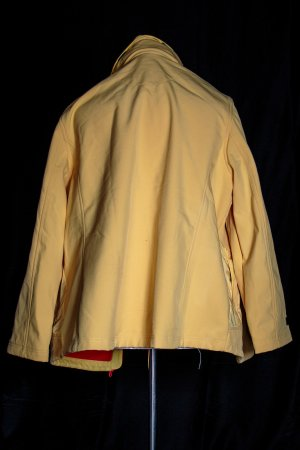 bpc Softshell Jacket yellow