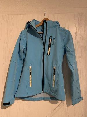 Softshell Jacket azure