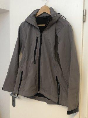 Adler Softshell Jacket dark grey-anthracite