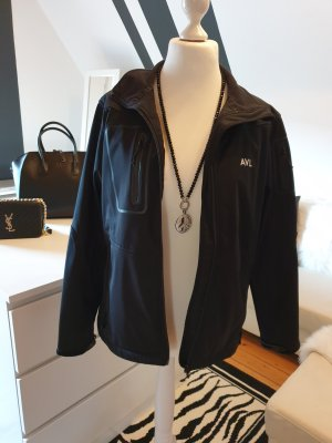 Russell Giacca softshell nero