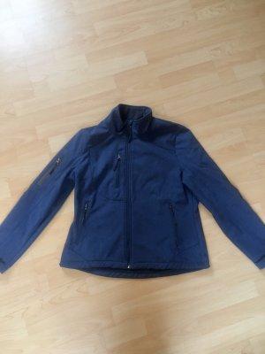 Crane Softshell Jacket blue