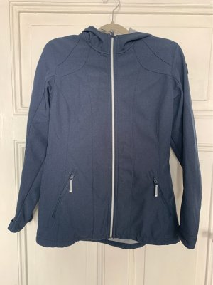 Icepeak Softshell Jacket steel blue-grey
