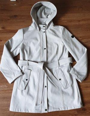 DKNY Giacca softshell argento-grigio chiaro