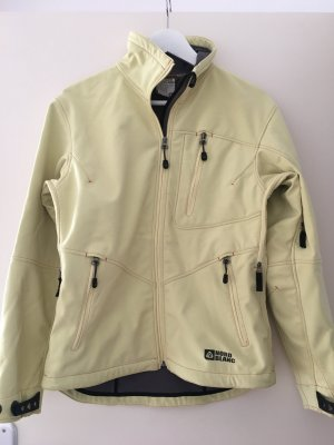Softshell Jacket pale yellow