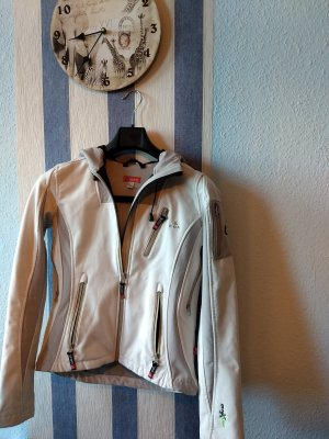 OCK Softshell Jacket light grey