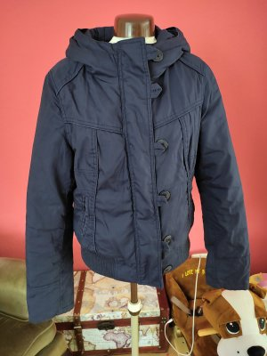 Only Chaqueta softshell azul oscuro