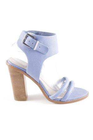 Sol Sana High Heel Sandaletten neonblau Casual-Look