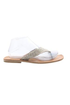 Solitaire Flip Flop Sandalen