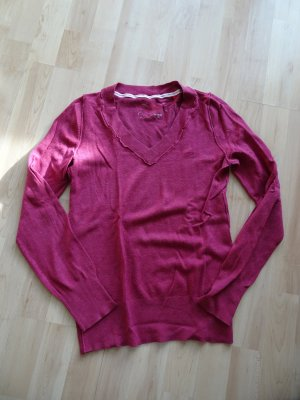 SOliver - Pullover, himbeere, Gr. S - sehr guter Zustand