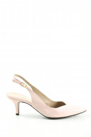 Som Mits Slingback pumps room casual uitstraling