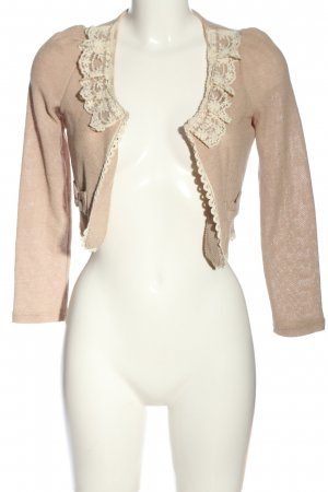 Soma Knitted Blazer natural white casual look