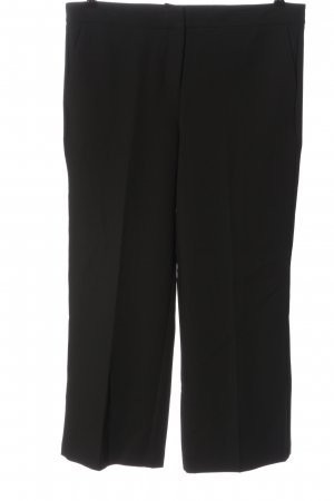 someday 7/8 Length Trousers black business style