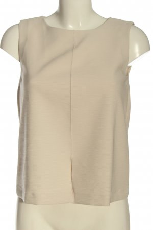someday ärmellose Bluse creme Business-Look